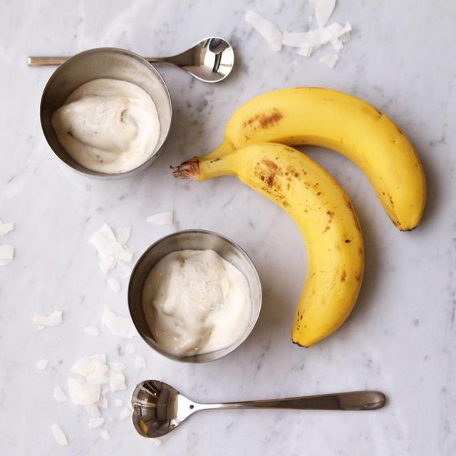 5分で仕上げる50カロリーのダイエットバナナアイスクリームレシピ