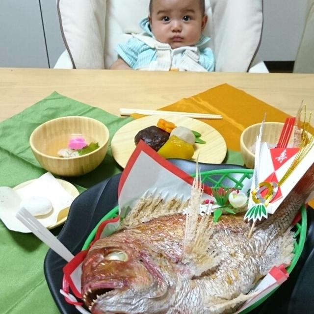 お食い初め☆とクレミア♪とベビー食器。
