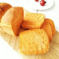 トマトジュースで作る食パン