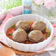 椎茸のイタリアンハーブミックス肉詰め【スパイス大使】ハウス香りソルト<減塩レシピ>