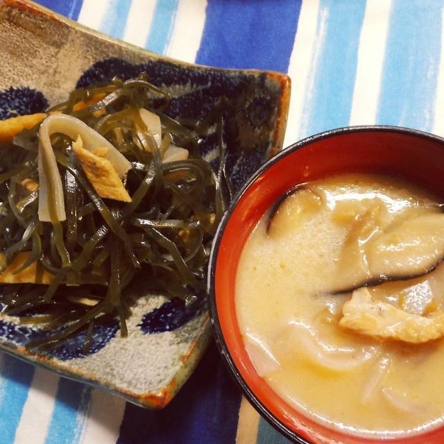 あけましておめでとう☆沖縄料理☆クーブイリチー☆いなむどぅち