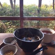 茂庵☆京都 吉田山山頂の隠れ家カフェ