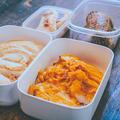 63℃ 材料少&簡単 鶏肉と豚肉4種作り置き by 低温調理器 BONIQさん