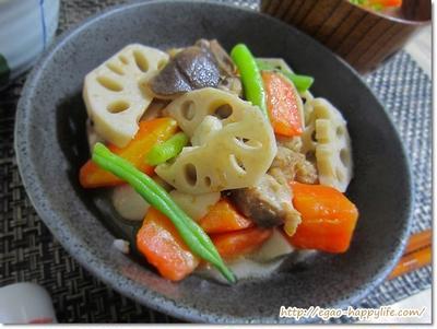 【筑前煮カロリー】ド和食だからって油断禁物。その一箸は大丈夫!?