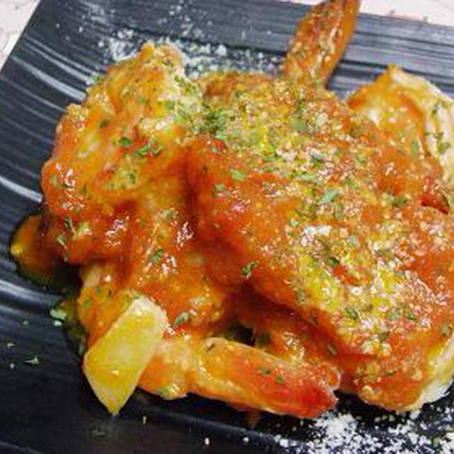 ☆エビのトマトソース煮☆
