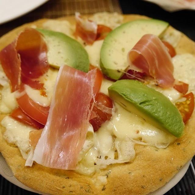 ★ おこのみピザ