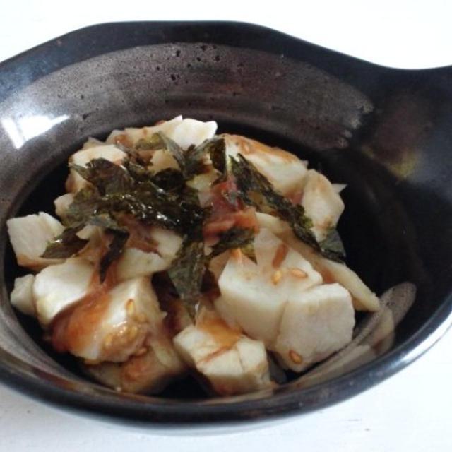 里芋のかつのりサラダ