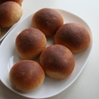 こんなパンも焼きました。