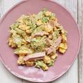 給料日前、節約レシピ♪ 簡単に作れます *魚肉ソーセージとキャベツの胡麻マヨサラダ*