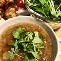 ネパールのダルパート用スープ レンズ豆を使ったダルスープ