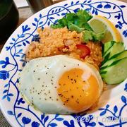 【レシピ】ナシゴレン 自宅にある調味料でつくるインドネシアの焼きめし(エダジュンさん)