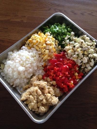 お野菜いっぱいドライカレー