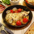ハウス食品 スパイスクッキング バルメニューシリーズ アクアパッツアを使ってお手軽簡単に作れちゃう!美味しいタラのアクアパッツをいただきます~♪ -Recipe No.1586- 【Japanese】
