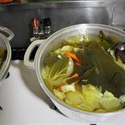 野菜だし・・・2