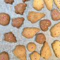 (お料理)クリスマスクッキー作りました。