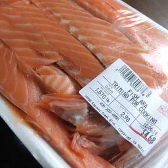 美味しい鮭フレークの作り方