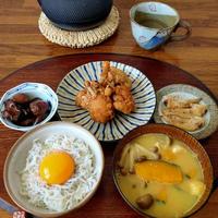 手羽先チューリップ唐揚げ鶏レバー甘辛煮←(レシピあり)