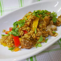 インド風炊き込みご飯、ビリヤニ