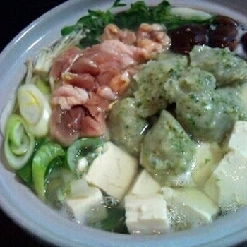 札幌の夕食