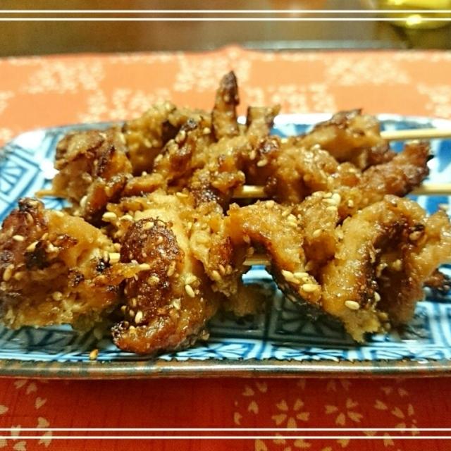 【モニRecipe:ベジおつまみ☆焼き鶏。鶏?】年末は大忙しね〜♪♪♪