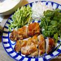【レシピ】鶏もも肉で北京ダック風!パリパリ&ジューシーな食感が楽しい簡単パーティメニュー