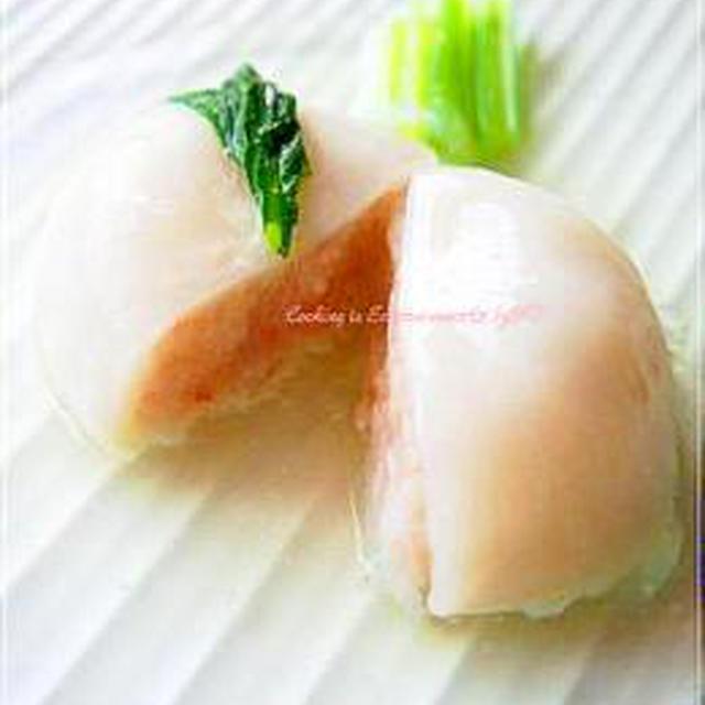★かぶの海老しんじょ詰め★~エビの旨味がじゅわ~ほっこり和食
