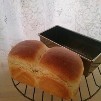 黒糖ミルクミニ食パン♪