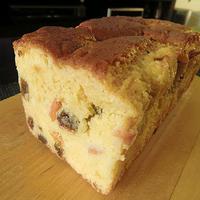 しっとりホロホロのブランデーケーキ。