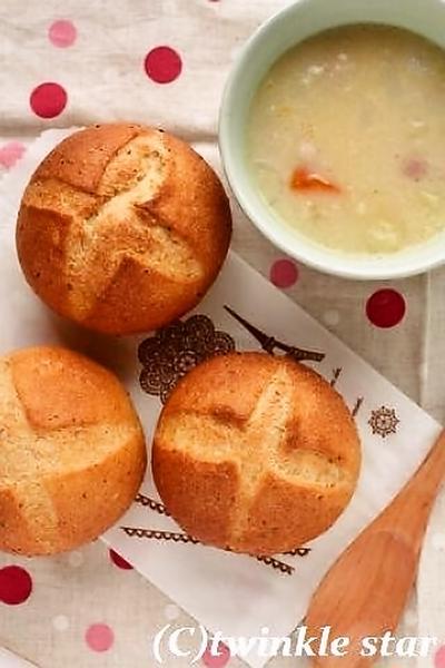 「天然酵母の食事パン」大豆パン