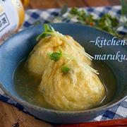 【低糖質レシピ】白だしでさっと4分!チーズとろける油揚げのカルシウムポケット