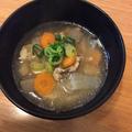 【簡単時短】居酒屋メニュー♡豚汁