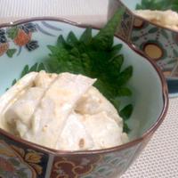 【レシピ】5分でもう1品!ツーンとした辛さが絶品!タコ頭のからし味噌マヨ和え(^^♪