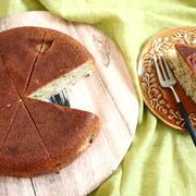 【簡単!HM使用】炊飯器で♪リンゴと紅茶のケーキ