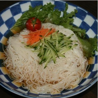 6月11日  つゆがけ素麺