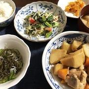 粋な計らい&タケノコの煮物