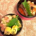 【簡単*作り置き*お弁当】中華風ポテトサラダ、鮭のみりん焼、たけのこ入りちまき風おこわ他