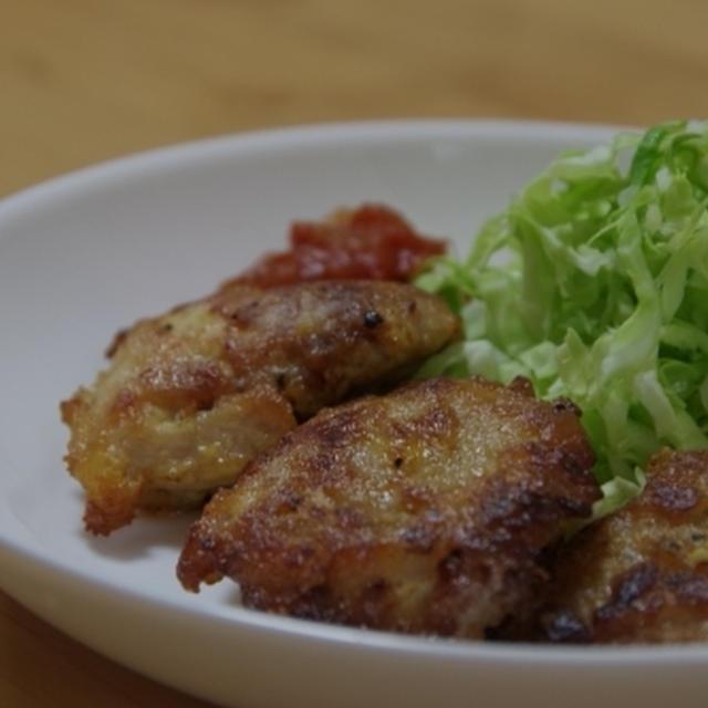 鶏肉チーズピカタ☆