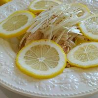 《レシピ有》レンジで簡単☆レモンのサラダチキン、BBQ&花火、食事の記録7/23。