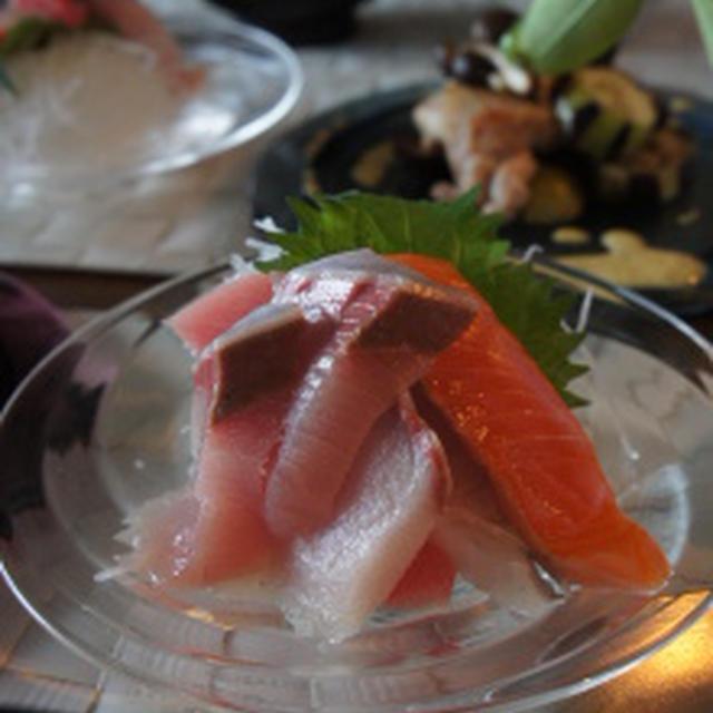 末國清吉×sghrでお刺身と温野菜定食♪ シンガポールビーフン♪ 昨日の学校スタイル♪