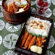 【今日のおべんと】手羽中のケチャップソテー弁当