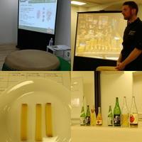 フランス産チーズ『コンテ』と日本酒のマリアージュを楽しもう♪(レシピブログ)