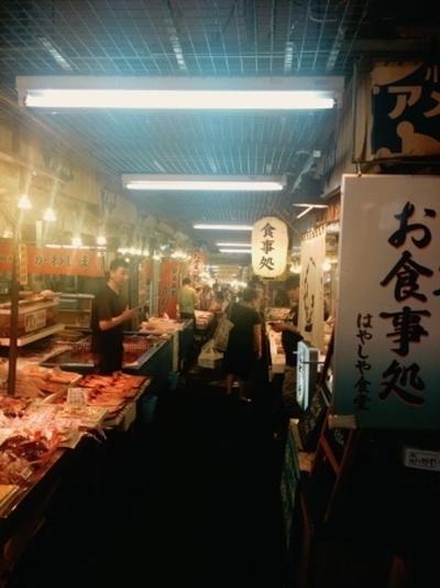 小樽で海鮮どーん