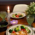 ケトジェニック3日目 夕飯 「ミラノカツで夕飯」