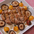 まるでオーブン料理みたい♪10分で簡単グリル野菜&チキン by すー太郎さん