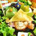 子供の日オードブル2014&子どもの日オードブルレシピ☆こいのぼりマッシュポテト☆