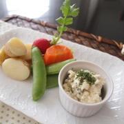 お豆腐タルタルソース