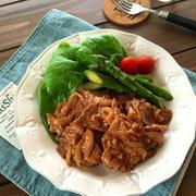 バーベキューポーク(下味冷凍の作りおき〜豚肉のオニオンバーベキューだれ〜)ありがとうございます!
