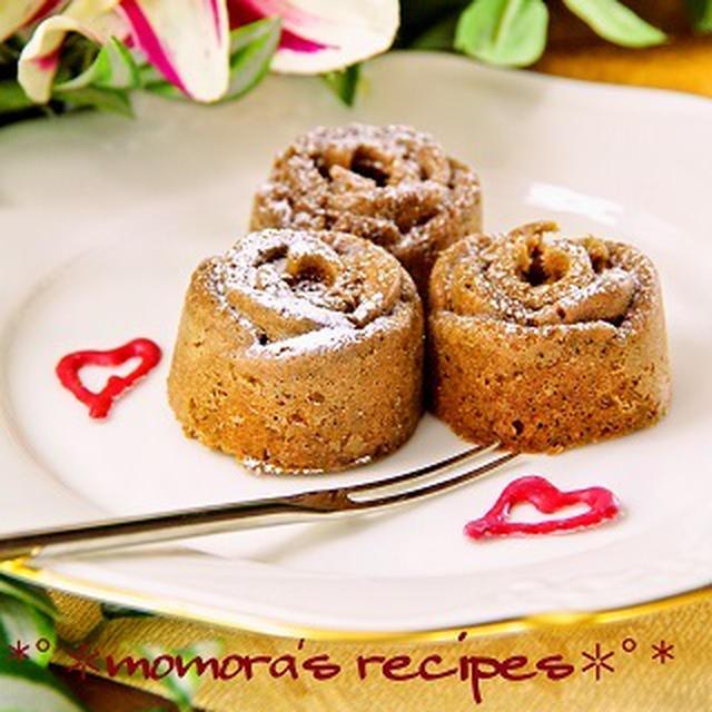 レシピブログこんだてnote「ホットケーキミックスとレンジで1分半お菓子♪簡単濃厚ガトーショコラ」&クックパッド多数の献立掲載お礼♪