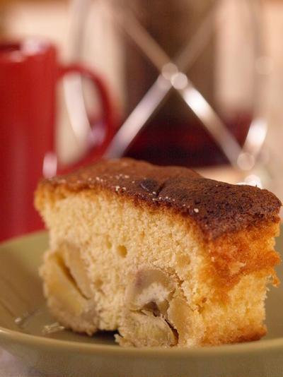ごろごろ栗ケーキ