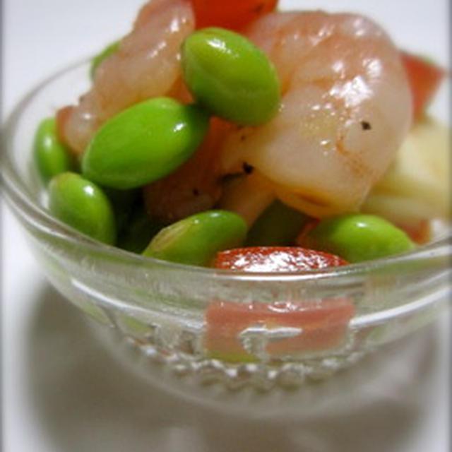 EDAMAME Salad 枝豆サラダ
